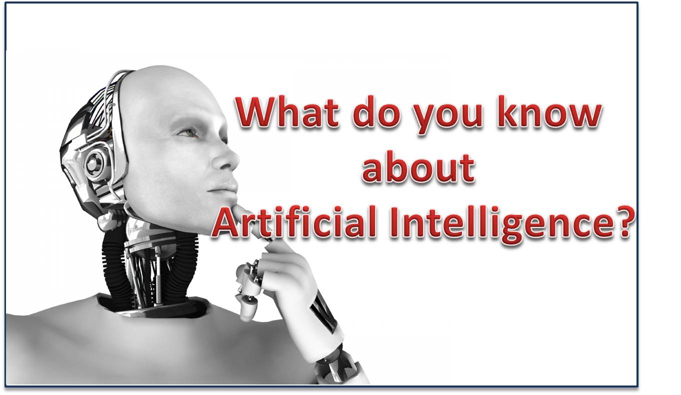 Introduction to Artificial Intelligence – AI