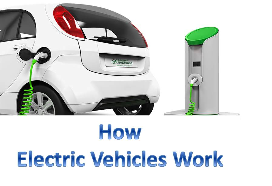 How Electric Vehicles Work