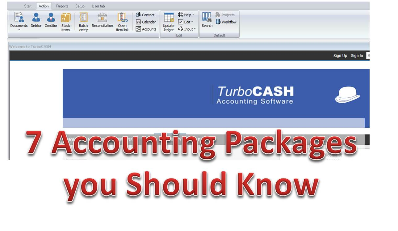7 Small Business Accounting Software Packages Every Business Should Know
