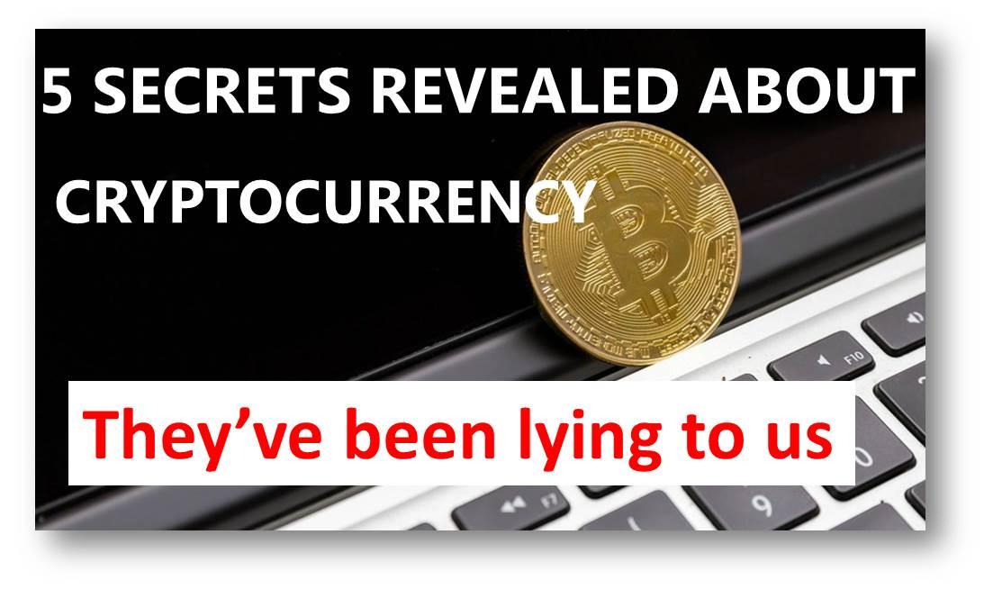 Cryptocurrency-5-Secrets Revealed