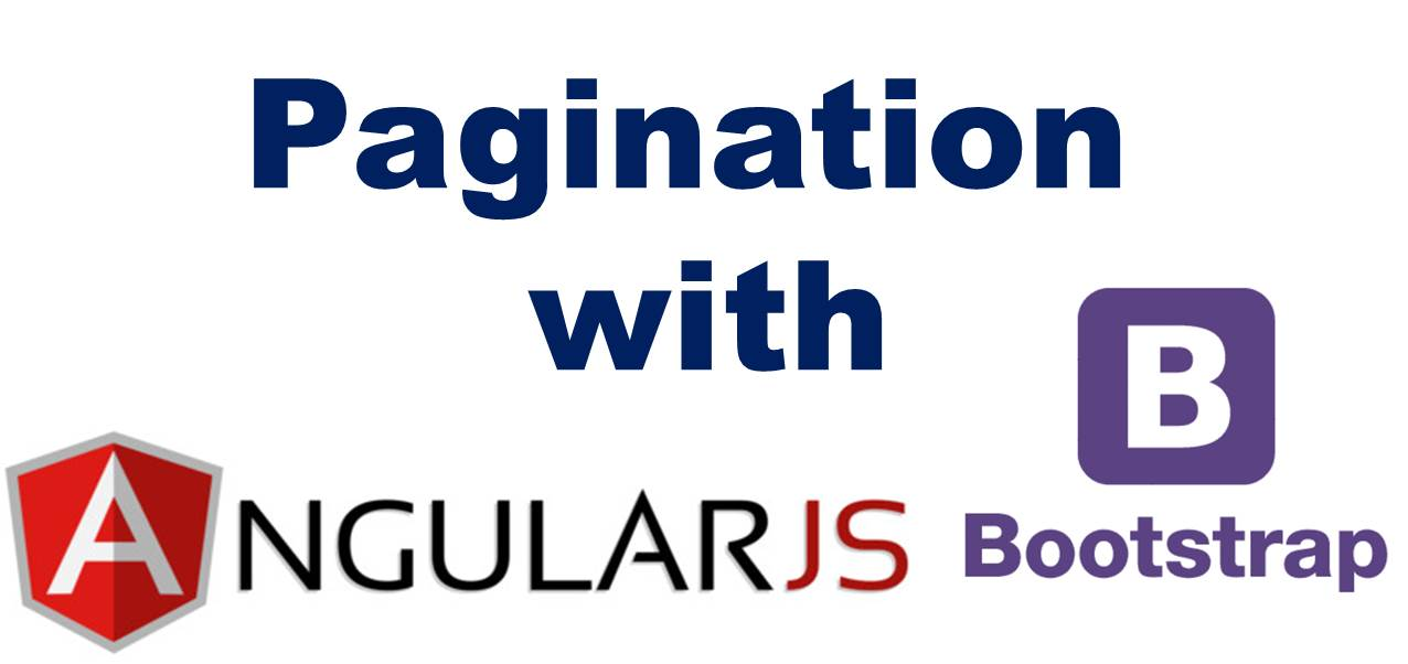Pagination with AngularJS and Bootstrap