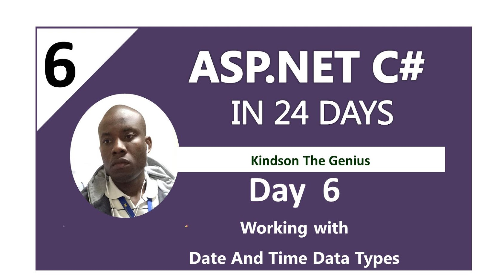 Working With Date and Time Data Types