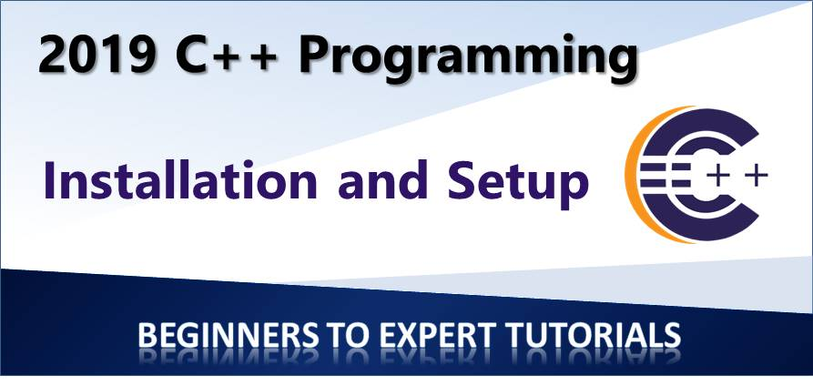 C++ Installation and Setup