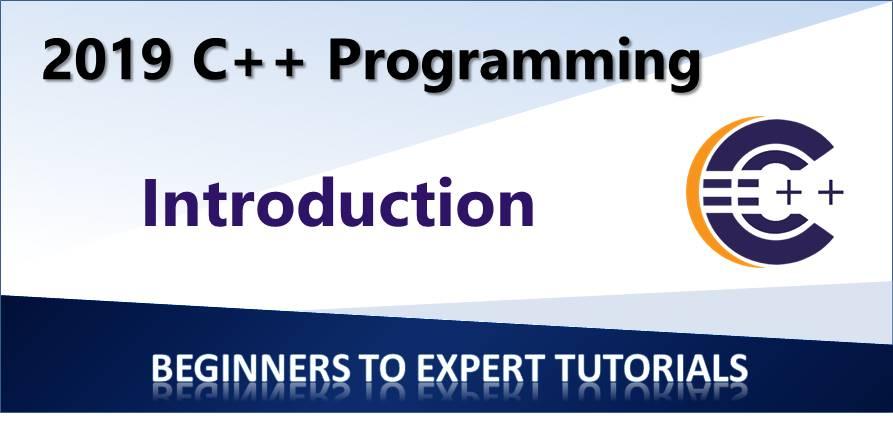 Introduction to C++ Programming Language