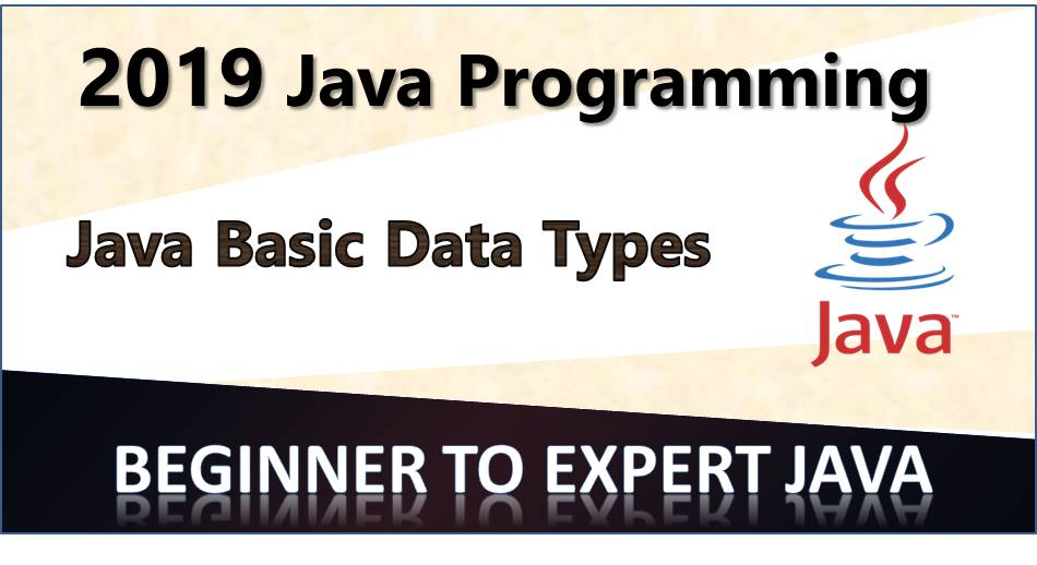 Basic Data Types in Java