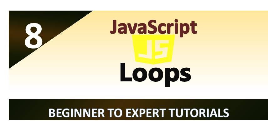 JavaScript – Loops