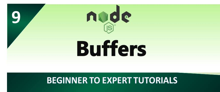 Buffers in Node