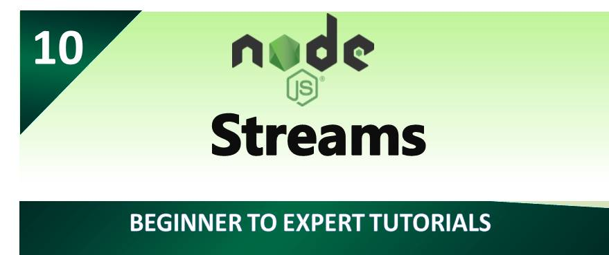 Streams in Node.js