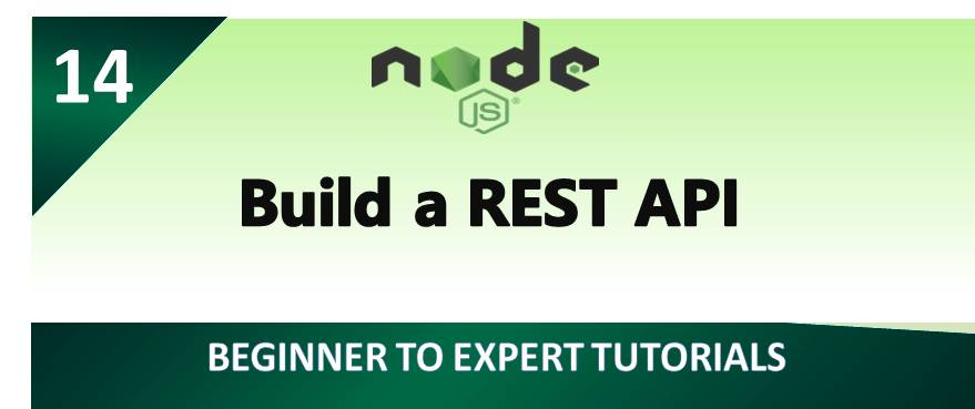 Build a REST API in Node