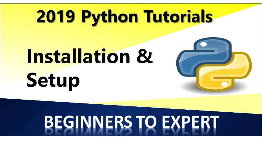 Installtion and Setup of Python IDE