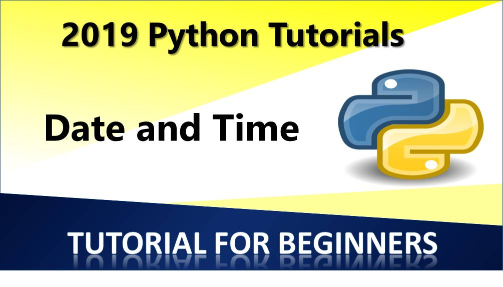 Date and Time in Python