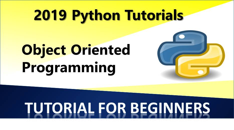 Python – Object Oriented Programming