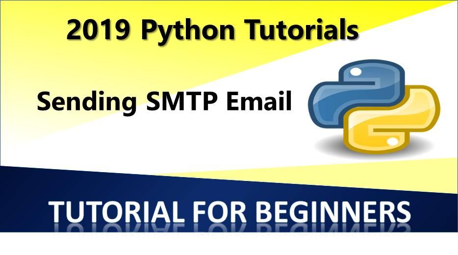 Python – Sending SMTP Email
