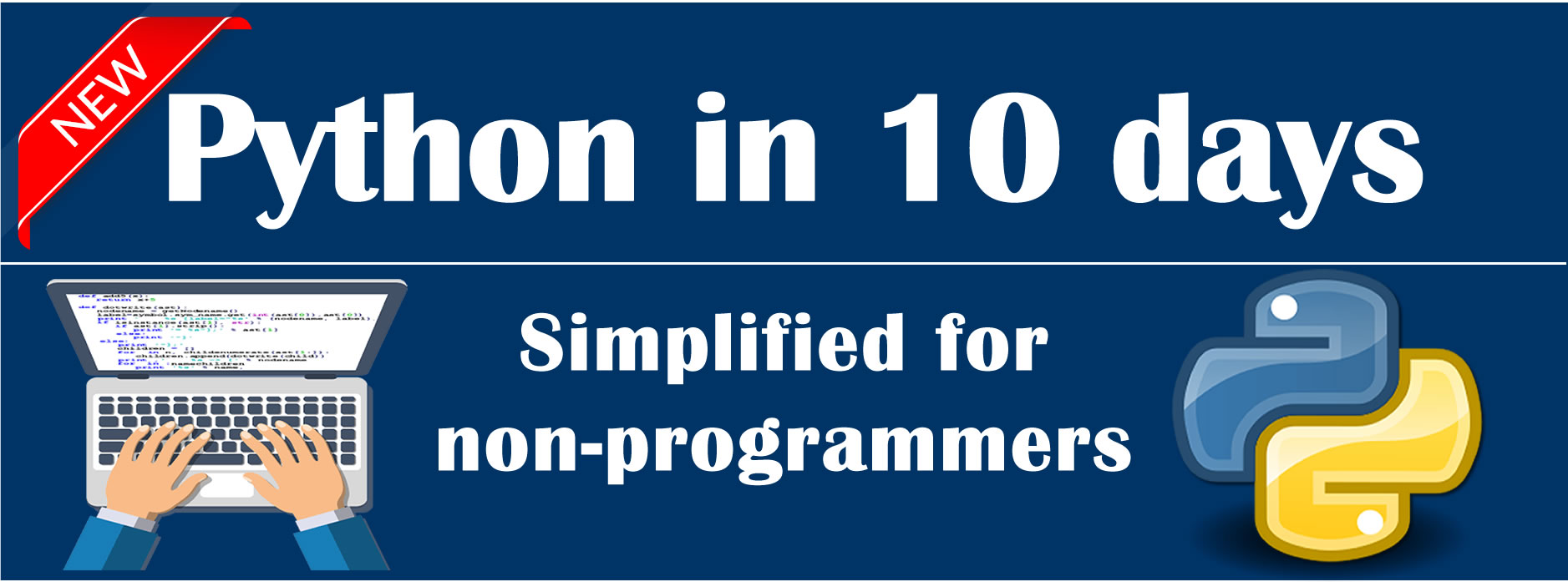 Python in 10 Days Course Outline